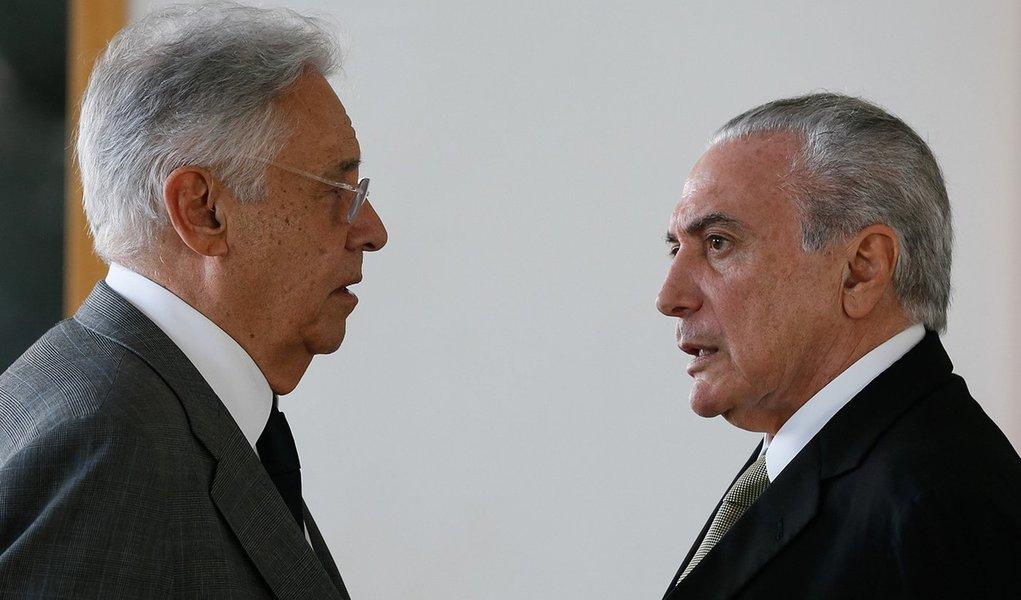 PSDB e MDB produziram autoritarismo, diz pesquisador