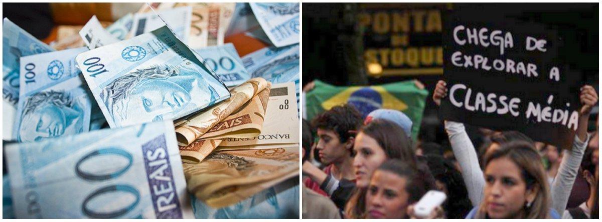 Carta aberta à classe média brasileira (Capitalismo versus Especulação Financeira)