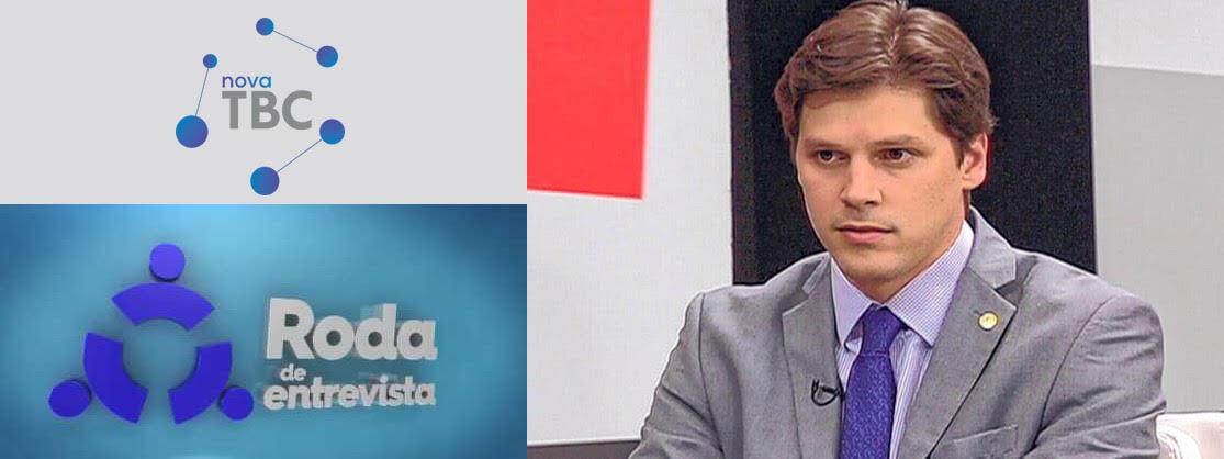 Sem censura: Daniel Vilela é o próximo entrevistado do Roda de Entrevista