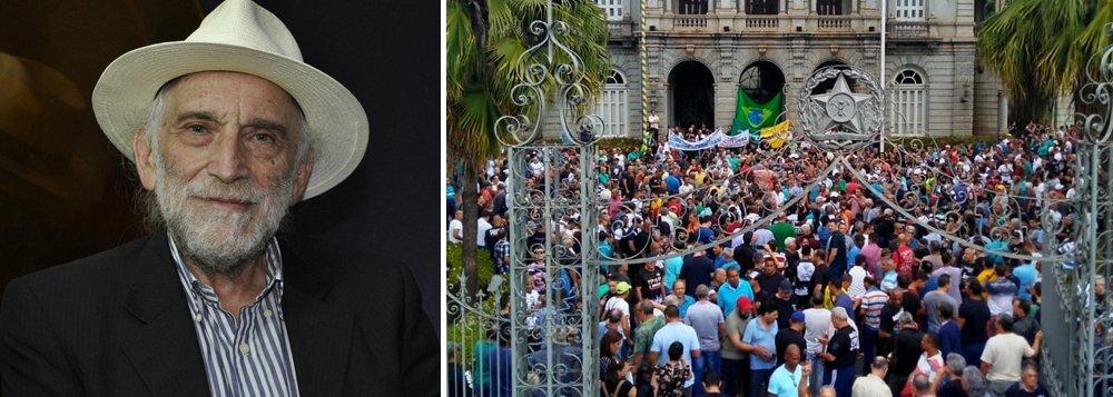 Solnik: invasão policial no governo de Minas é inaceitável