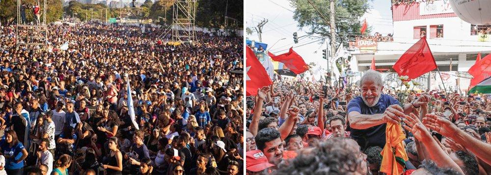 Evangélico não segue voto de liderança e prefere Lula, diz pesquisa