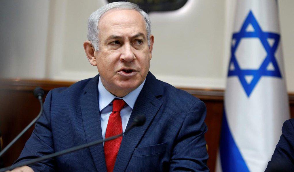 Netanyahu ameaça: Síria não está imune a retaliações de Israel
