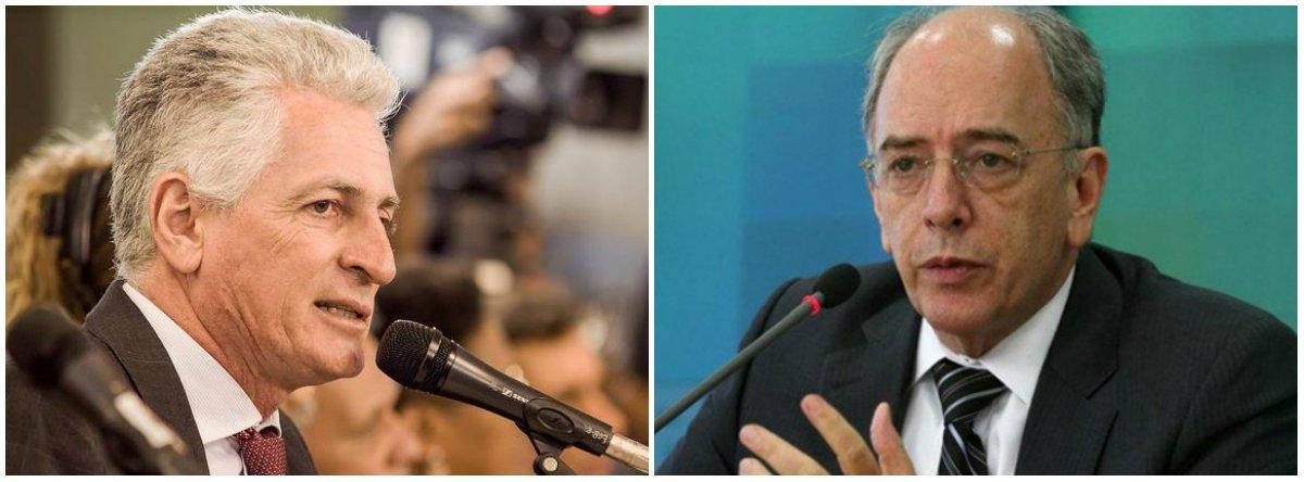 Correia: a política da Parente está acabando com o Brasil