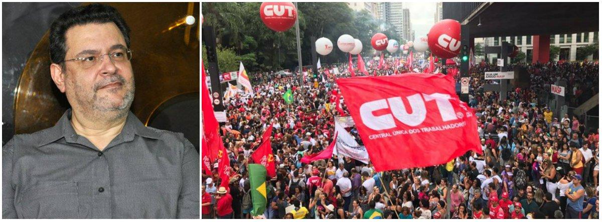 Rui Costa Pimenta: CUT não pode mais esperar para chamar a greve geral