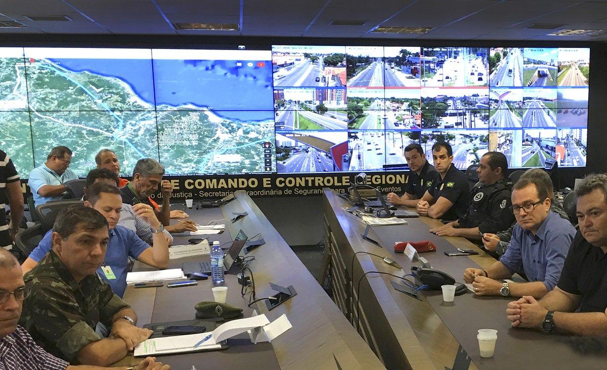 Governo do Estado divulga novo Comunicado Oficial sobre o movimento dos caminhoneiros