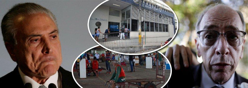 Brasil mostra sua cara de sanatório geral