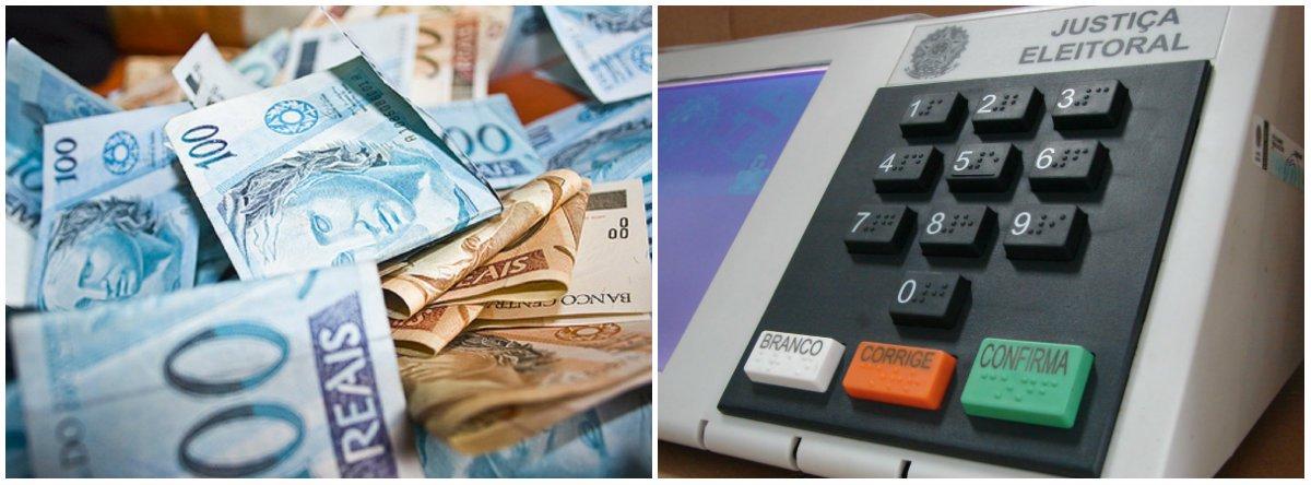 TSE: partidos receberão R$ 1,7 bilhão para campanha eleitoral
