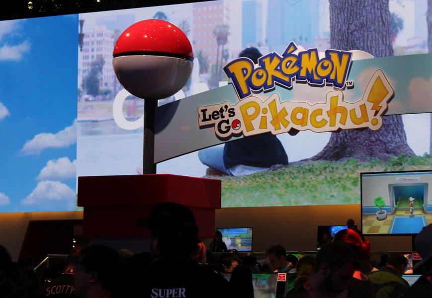 Influenciadores de videogames testam novos títulos na E3 2018