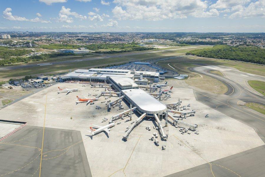 Aeroporto de Salvador só tem combustível até domingo