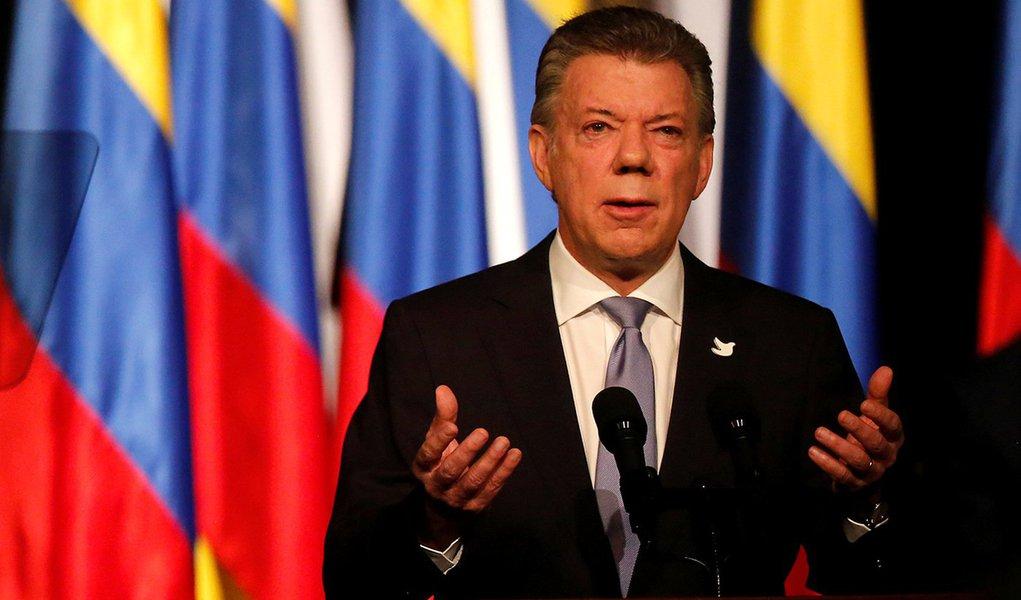 Colômbia anuncia entrada na Otan e OCDE