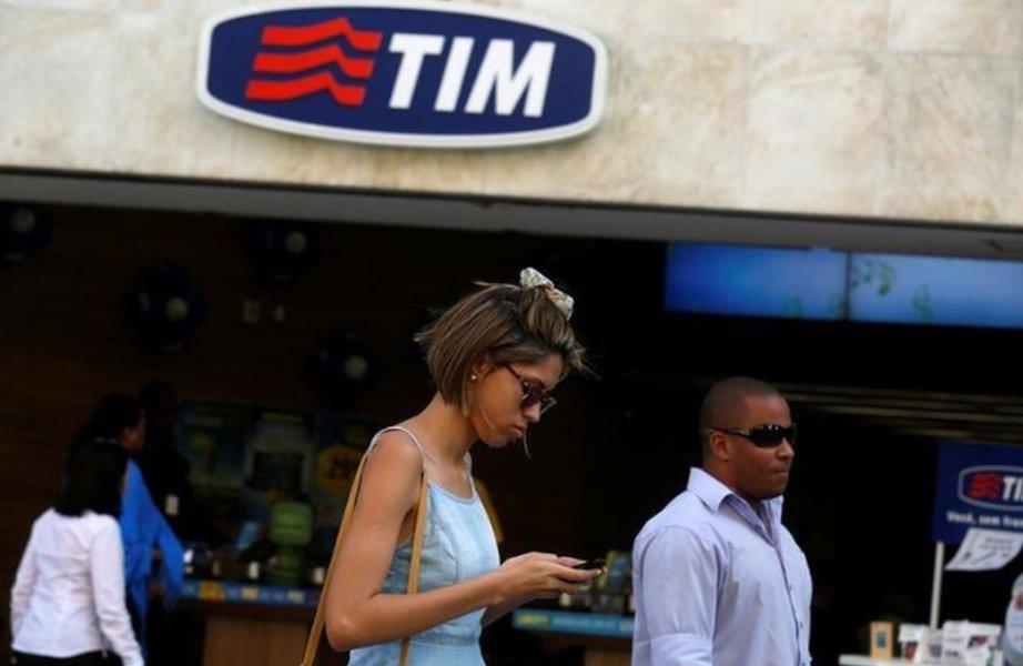 TIM vê consolidação no mercado de telecomunicações no Brasil nos próximos 2 anos