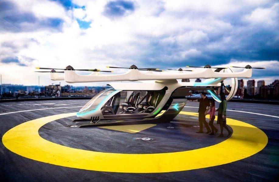 Brasil é um dos finalistas para receber transporte aéreo do Uber