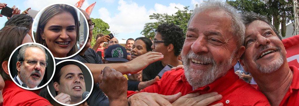 Pesquisa em PE: Lula vence com folga e apoio a Marília dá a ela a vitória