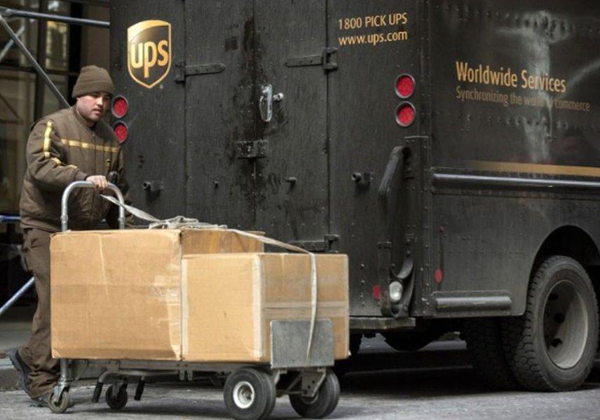 UPS avalia estratégia para entregar mercadorias volumosas e acelerar o crescimento