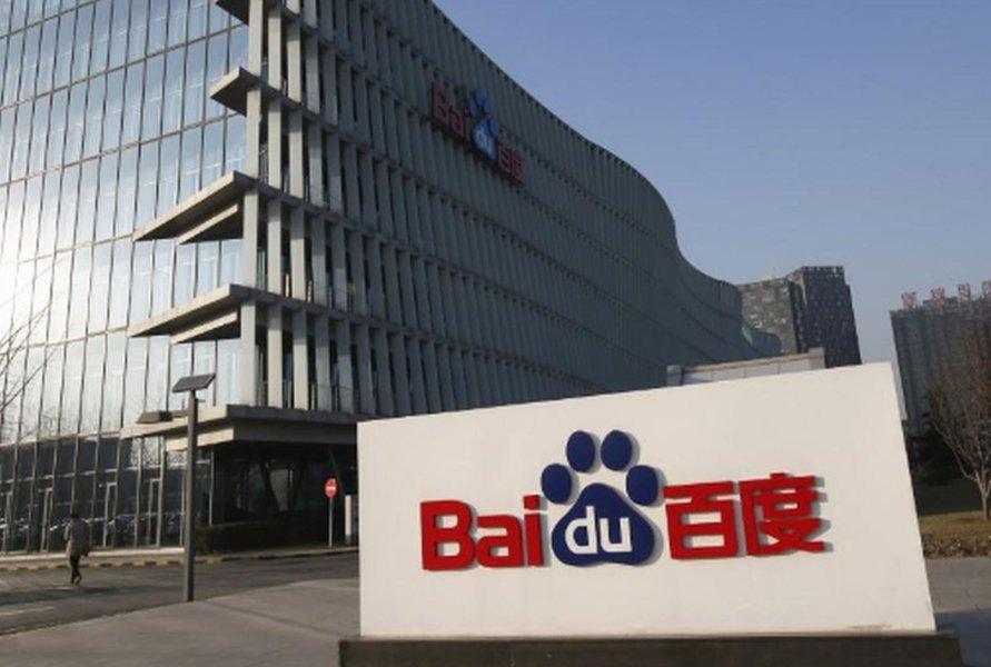 Chinesa Baidu vai vender fatia majoritária de unidade de serviços financeiros por US$1,9 bi