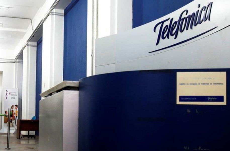Lucro líquido da Telefônica Brasil sobe 10%, para R$1,098 bi no 1º tri