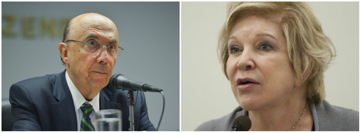 Meirelles oficializa candidatura e sonda Marta Suplicy para vice