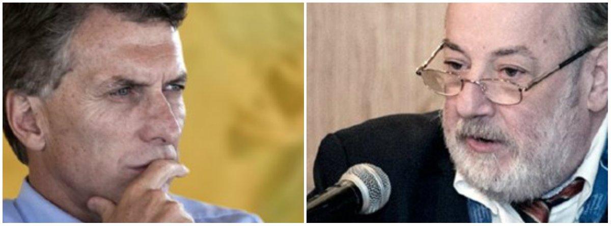Outra perseguição de Claudio Bonadio, o juiz de Macri