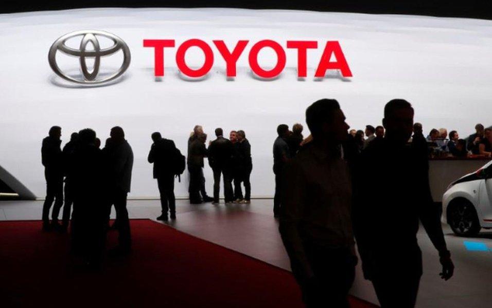Toyota monta pista de testes que reproduz para cenários de 'caso extremo'