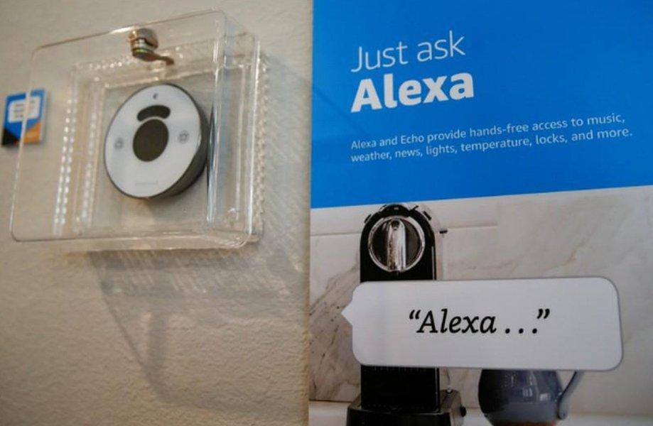 Família de Oregon descobre que dispositivo Alexa tem mente própria