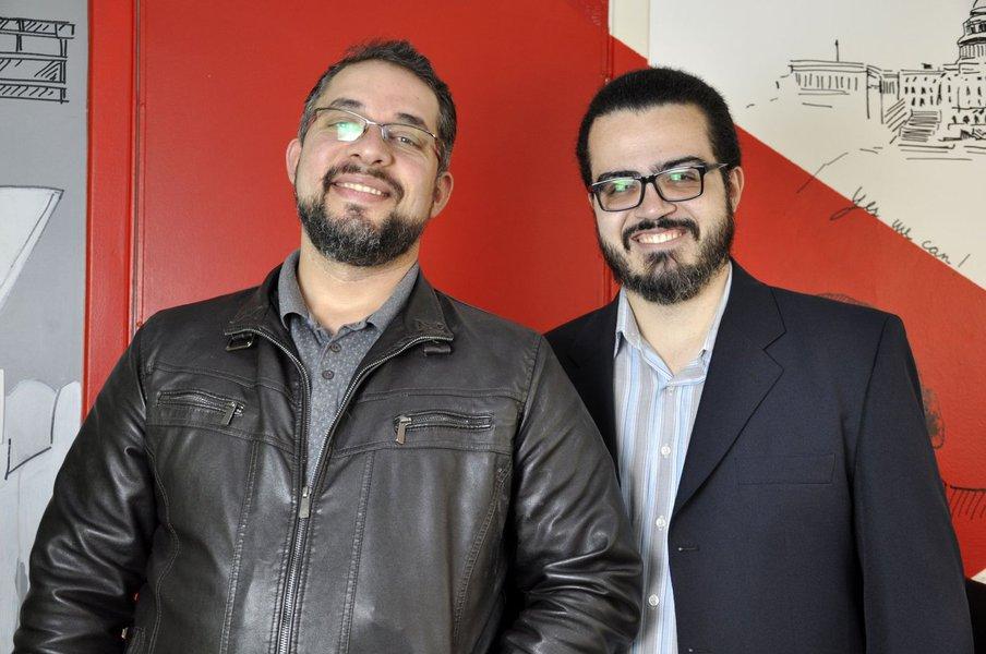 Juliano Alves, da Rádio Geek, explica o Greenk Tech Show no DigiClub