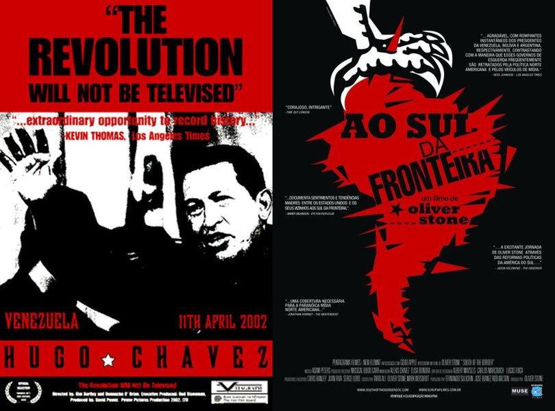 Cinema e Sofá 247 discute South of the Border e A Revolução não Será Televisionada