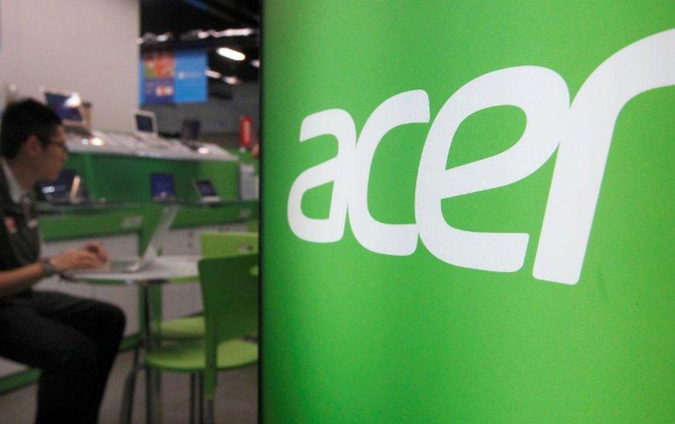 Acer revela novos Chromebooks, próxima ofensiva de negócios do Google