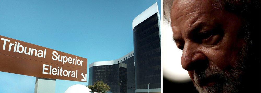 TSE ameaça vetar Lula na TV antes de concluir julgamento de recursos