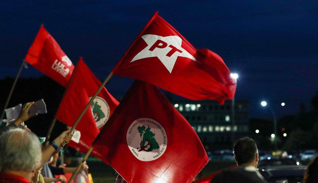 Ibope: PT é preferido por 29% dos brasileiros e supera 34 partidos juntos
