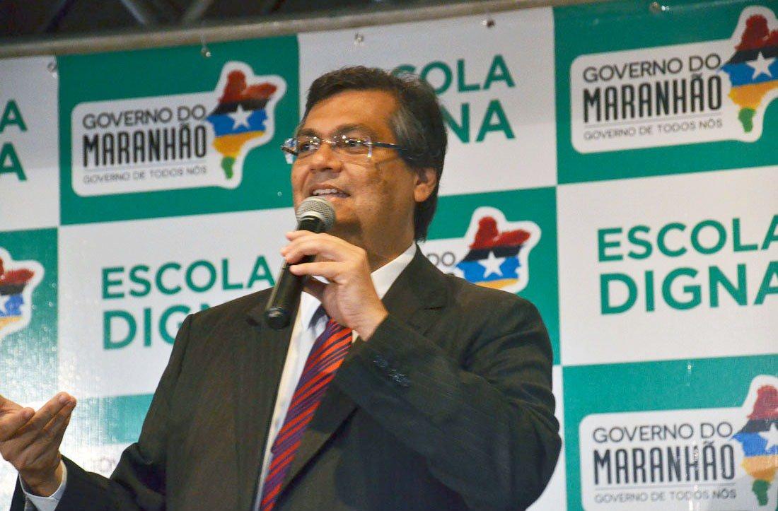 Flávio Dino. PCdoB. Governo do Grande Estado do Maranhão