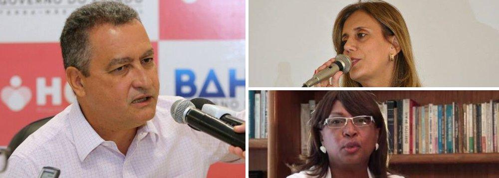 Rui anuncia mulheres como suplentes para o Senado