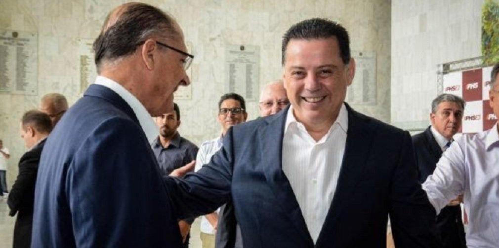Marconi sugere a Alckmin criação de conselho político