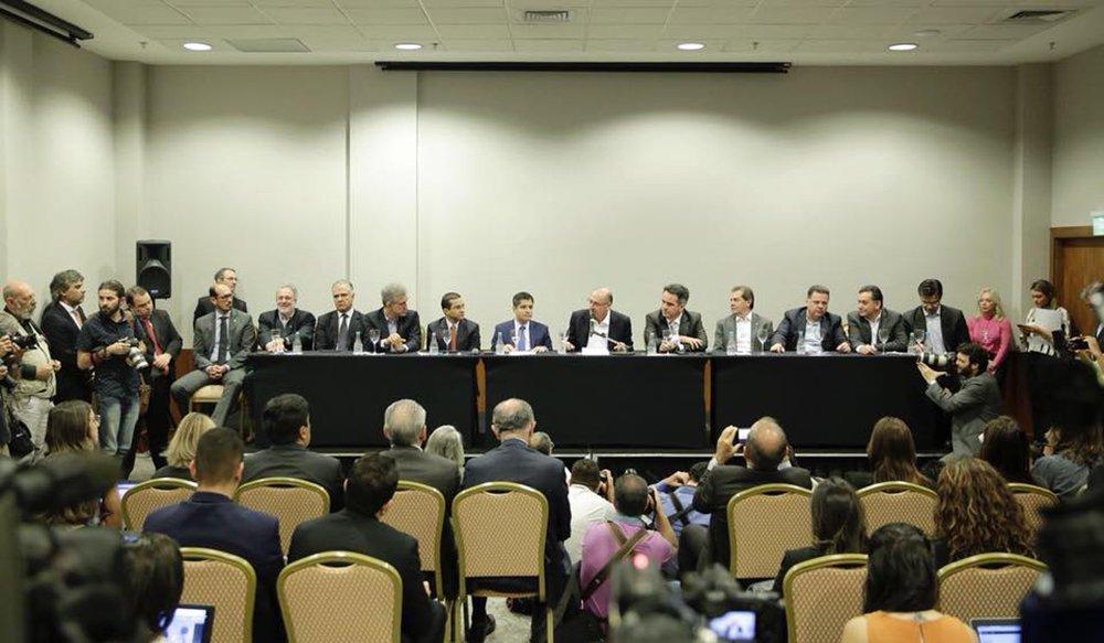 Siglas do Centrão e PSDB são rivais em 12 Estados