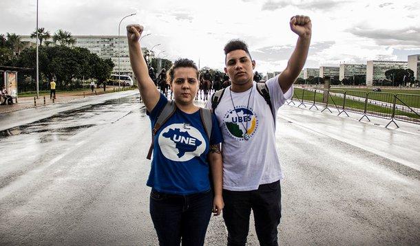 Movimento estudantil pede união do campo progressista contra a direita e o fascismo nas eleições