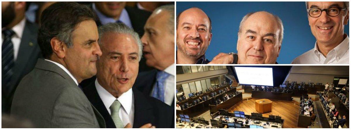 Passo a passo: Como PMDB, PSDB, Mídia e o Mercado deram o Golpe