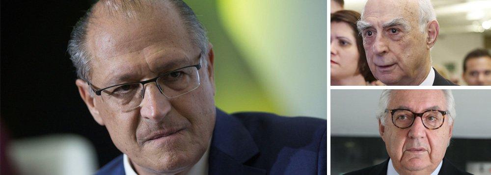 Ex-vices de Alckmin não sentem saudades