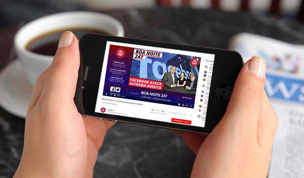 Consumo de vídeo online já é preferido por 71% dos internautas no Brasil