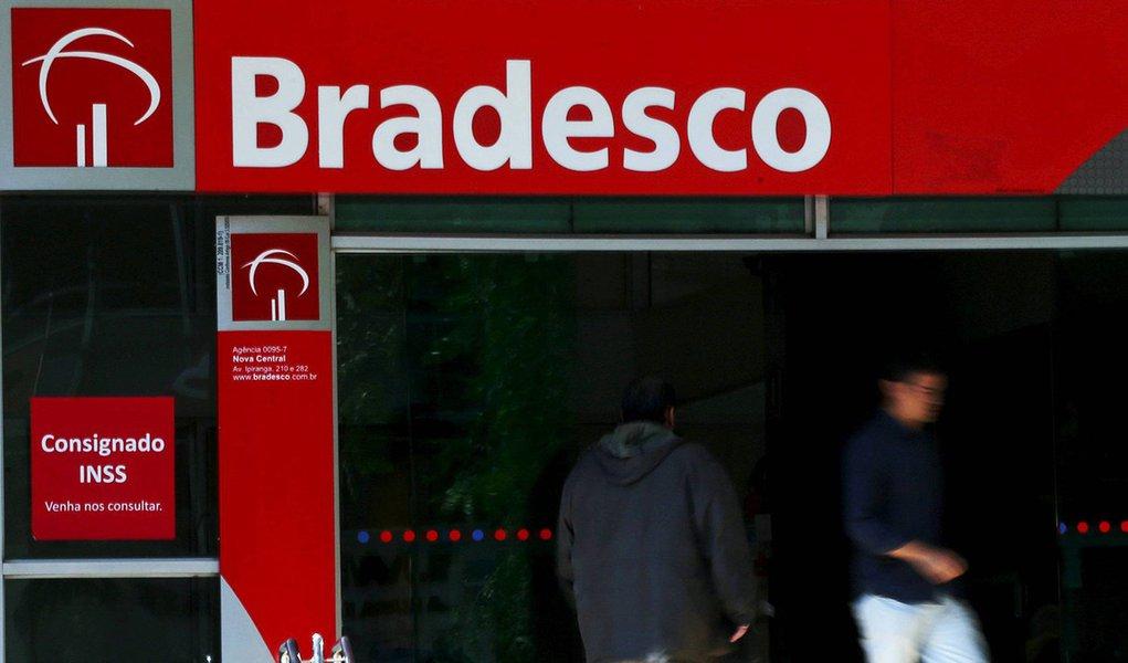 Lucro do Bradesco sobe 9,7% no 2º tri, a R$5,16 bi