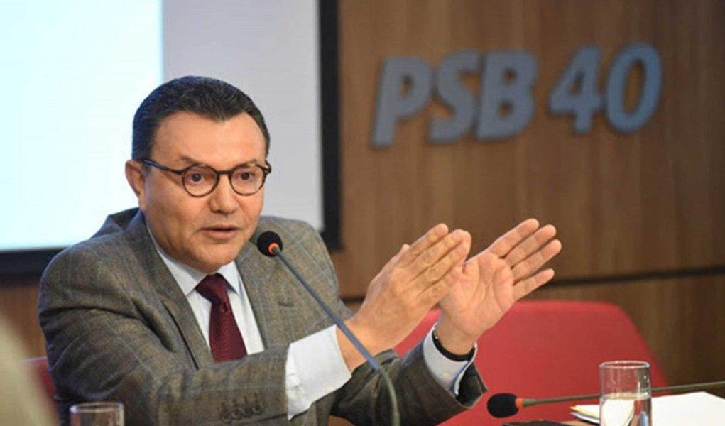 Dividido, PSB adia reunião e vai bater martelo sobre aliança em convenção