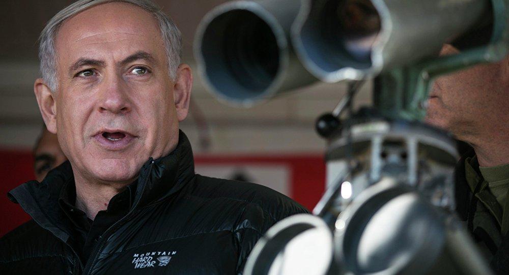 Avião de guerra israelense ataca território sírio