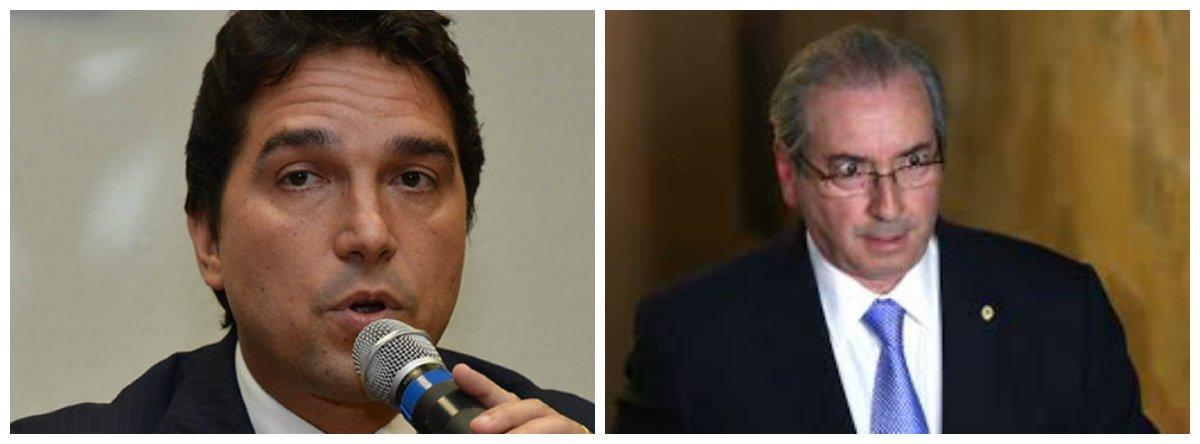 Delator de Eduardo Cunha pede perdão ao STF