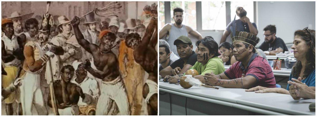 O Escravo Congênito