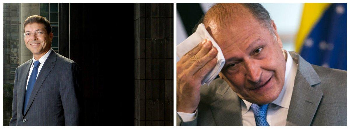 Após rejeitar Alckmin, Josué diz que ele é o homem certo para presidente
