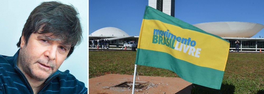 Marcelo Rubens Paiva: MBL estraga a democracia brasileira