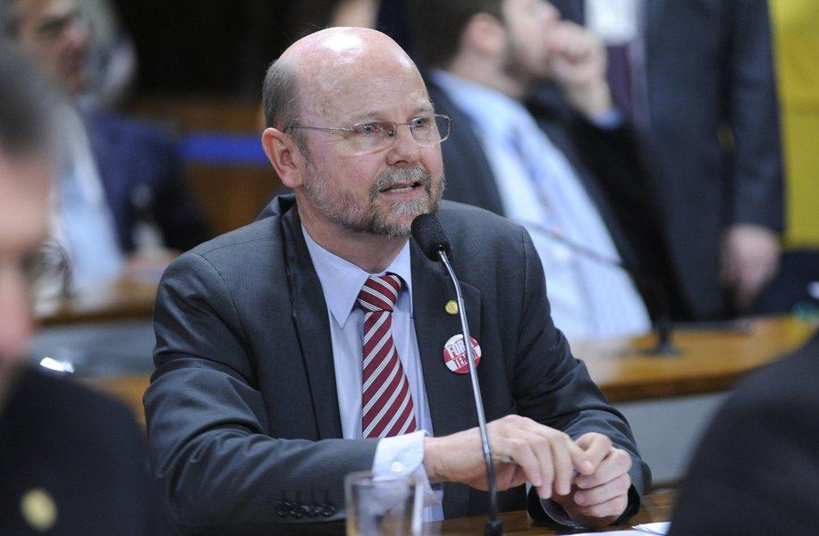 Bohn Gass: o golpe destruiu o Ministério da Agricultura