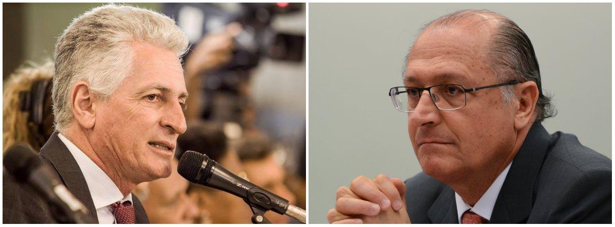 Correia: Que vergonha, TV Alckmin