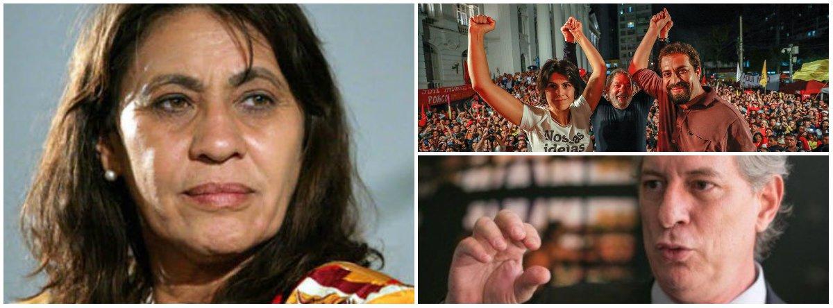"""Tereza Cruvinel fala sobre """"uma chance à unidade"""" da esquerda"""