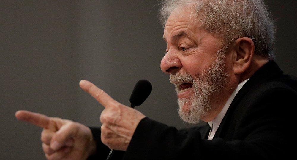 Lula decide não legitimar a eleição fraudulenta