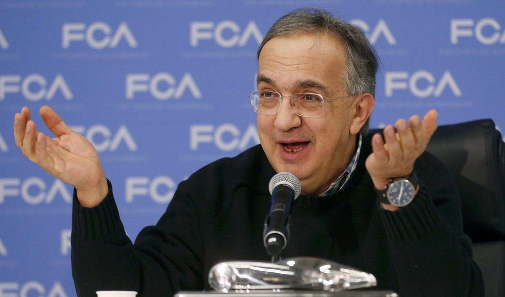 Morre Sergio Marchionne, ex-CEO da Fiat