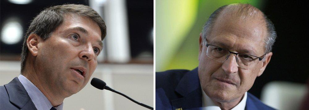 """Preterido por Josué, Alckmin diz que nome do vice é """"uma construção"""" com aliados"""